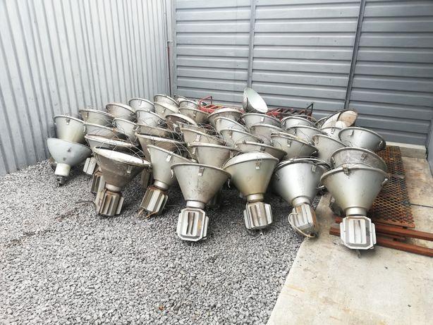 Lampy przemysłowe z demontażu, industrial, Loft, PRL, design,