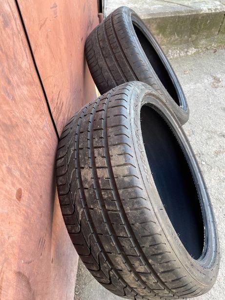 255/35/20 Pirelli PZERRO пара летней резины