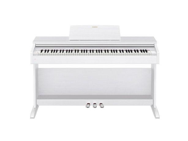 Nowe pianino cyfrowe Casio AP 270 WH + 5 lat gwarancji BRATPOL TORUŃ