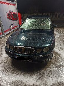 Rover 75 v6 lpg hak jeździ katy są