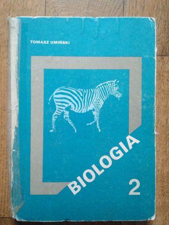 """""""Biologia 2"""" Tomasz Umiński"""
