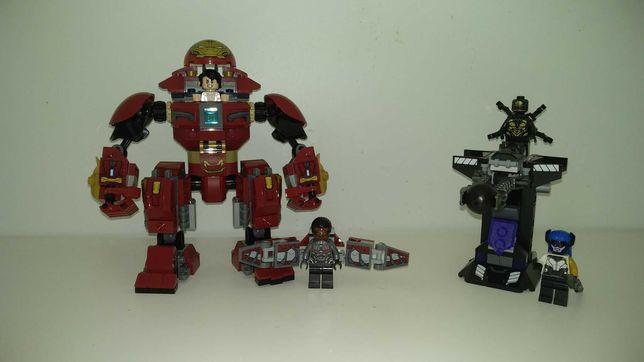 Lego Marvel Avengers HulkBuster