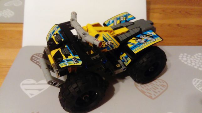 Lego Technic Quad