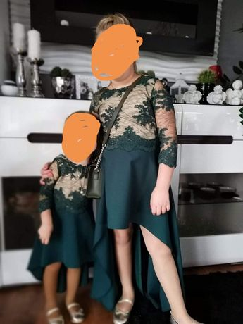 Sukienka Mama+córka