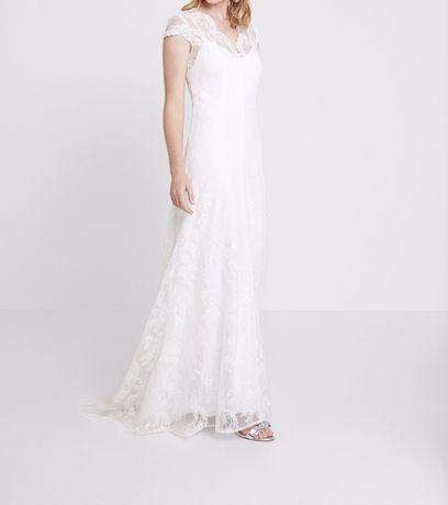 Suknia ślubna, na bal IVY&OAK, rozmiar 34 NOWA !
