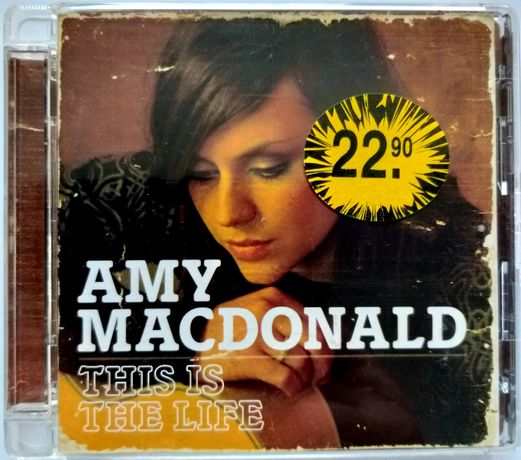 Amy McDonald This Is The Life 2007r