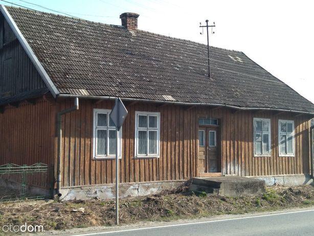 Szczurowa dom drewniany