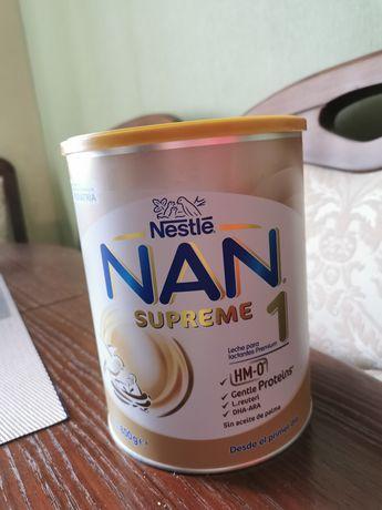 Суміш Nestle NAN Supreme 1 з олігосахаридами з народження 800 г