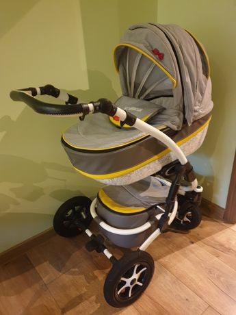 Wózek babyactiv 3w1 Na gwarancji
