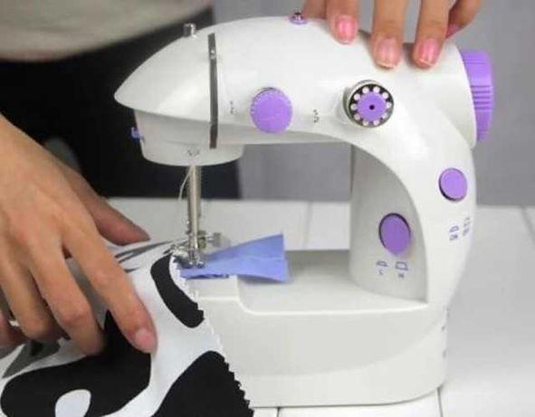 АКЦИЯ! Швейная машинка Mini sewing machine SM-202A машина