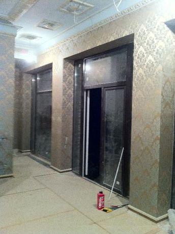 Стеновые панели обивка(драпировка)стен и потолков тканью