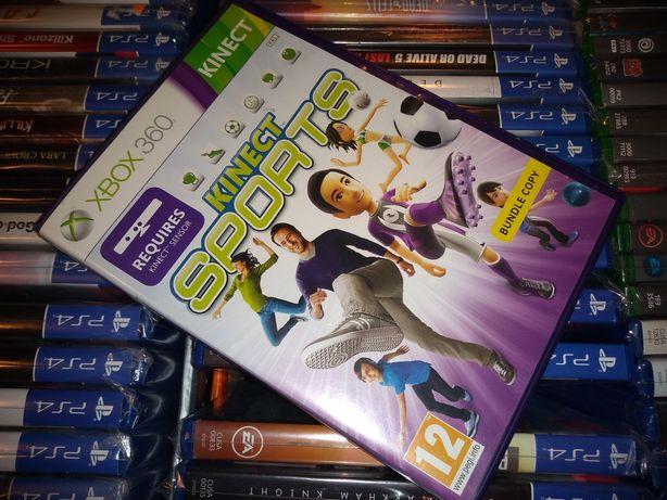 Kinect Sports PL --- możliwość zamiany SKLEP Ursus