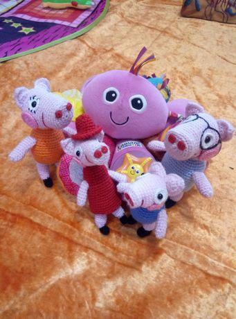 Семья свинок Пеппы