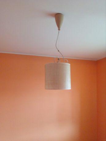 Lampa wisząca -stylowa