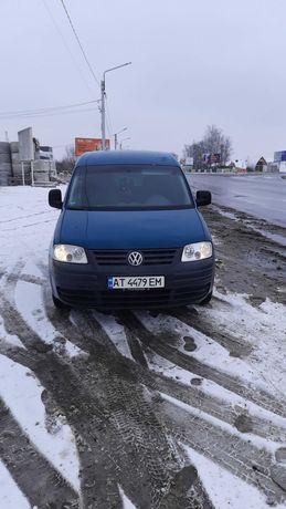 Фольксваген Кадді caddy кадди 2004  1.4 бензин  4900$