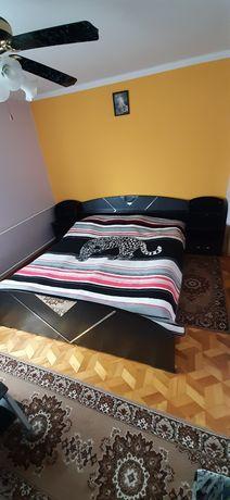 Łóżko + szafa + szafki