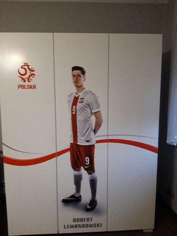 meble młodzieżowe Meblik kolekcja piłkarz (Lewandowski)