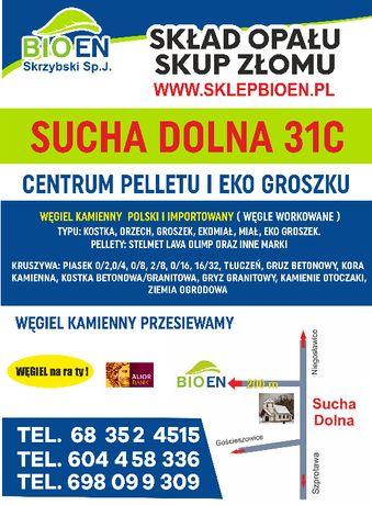 węgiel kamienny orzech Polski Piast - Ziemowit typ płomienny 1 klasy