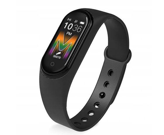Smartband M5 opaska fitness zegarek sportowy IP68