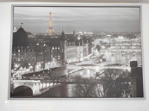 Duży obraz Paryż. 100/ 140