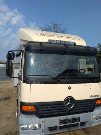 Owiewka Spojler dachowy Mercedes Atego