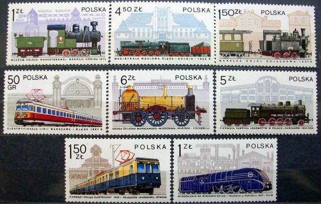 K znaczki polskie z 1978 roku