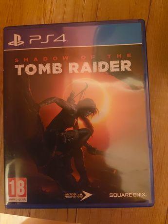 Gra PS 4 Tomb Raider