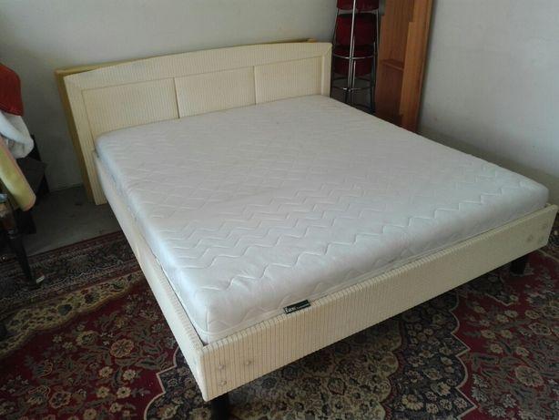 Sypialnia biala z techno ratanu