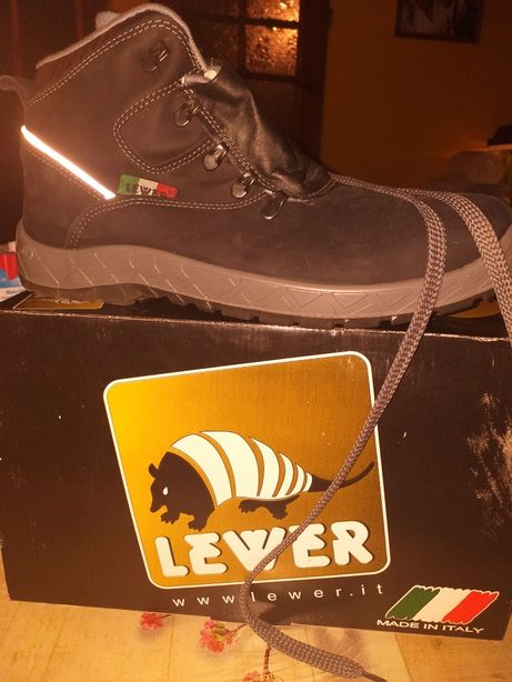 Buty robocze Lawer