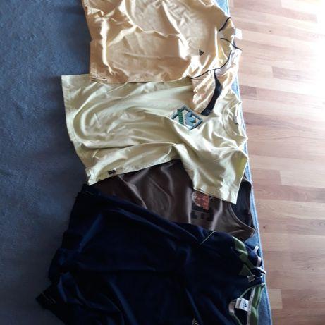 Koszulki Adidas kpl 3 +1