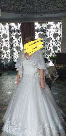 Продам!!! Свадебное платье!