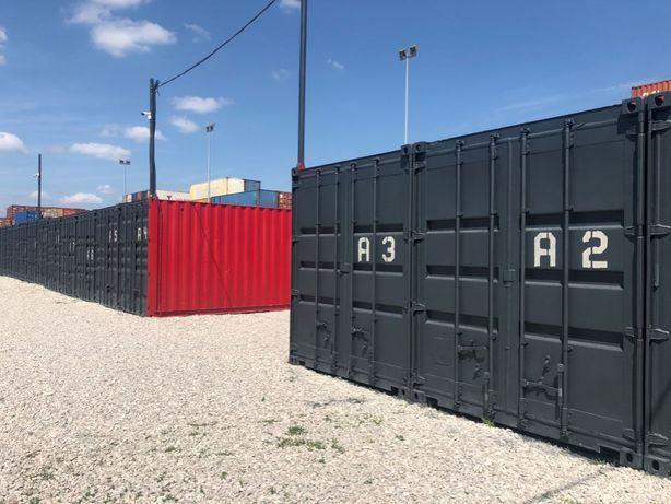 Magazyn samoobsługowy self storage 29 m2 FSO Żerań Przechowalnia 24