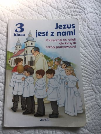 Podręcznik do religii kl 3