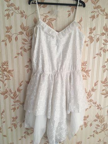 Лёгкое и воздушное платье от Bershka