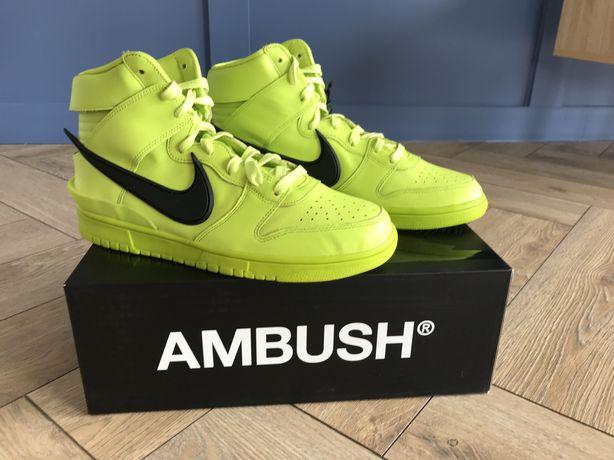Nike dunk high ambush