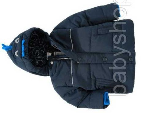 Зимний термо комплект мальчику Topomini ( полукомбинезон + курточка)80