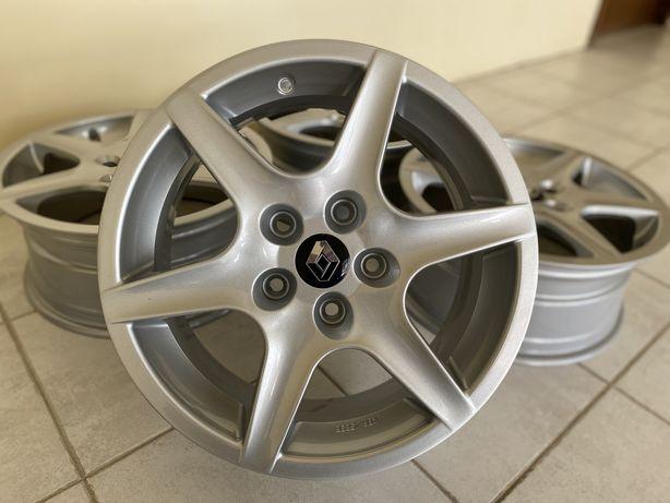 "Jantes 16"" 5x114.3 Toyota Auris Renault Megane Trafic mitsubishi"