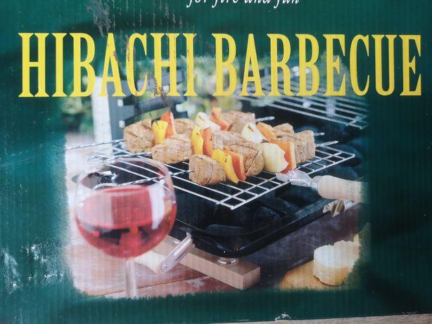 Przenośny grill turystyczny HIBACHI BARBECUE