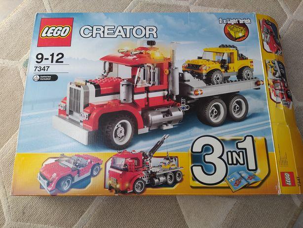 Zestaw LEGO Creator 7347 Duża ciężarówka