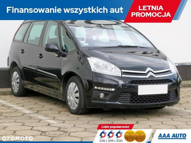 Citroën C4 Grand Picasso 1.6 HDi, Automat, 7 miejsc, Klimatronic, Tempomat, Parktronic