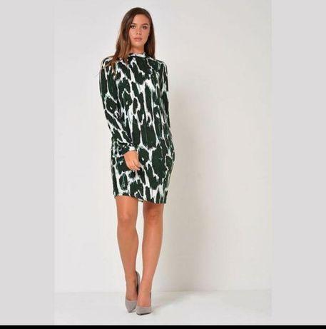 Вискозное платье Vila Clothes