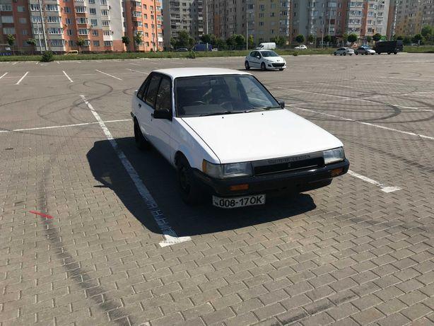 Toyota Sprinter 1983 (JDM)