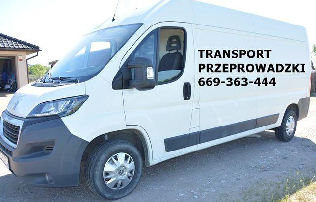 TANIO-Transport, Przeprowadzki, Przewóz Mebli, AGD, itp, Ino i okolice