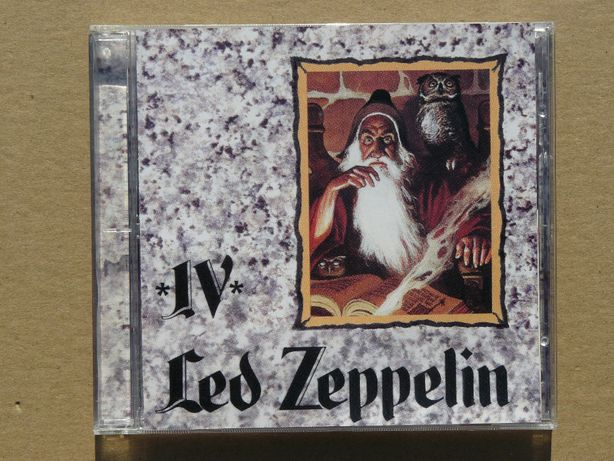 cd Led Zeppelin IV 1999 Selles SUPERSTAN Rare