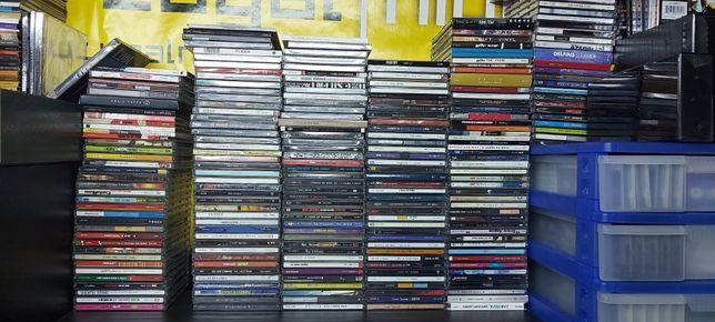 Coleção em CD de Musica Pop Portuguesa 450 Unidades