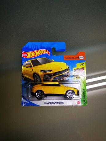 Lamborghini hot wheels novo com portes incluídos