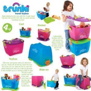 Trunki Toy box