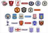 Шевроны/нашивки/патчи Ливерпуль, Челси, Арсенал, МЮ, Манчестер Сити