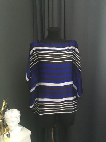 Ralph Lauren elegancka bluzka w paski 36 S nowa