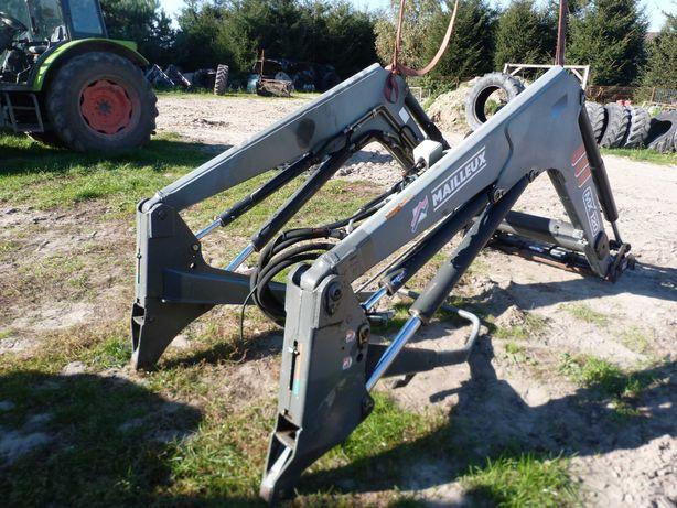 Mailleux MX 120 Ładowacz czołowy  Claas Deutz Fahr John Deere
